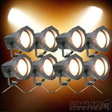 led stage lighting kit up package cans stands professional packages equipment