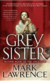 grey sister book of the ancestor