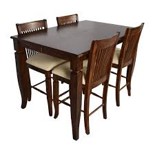 furniture wood design. Top 60 Magnificent Dining Room Furniture Sets Round Kitchen Table Dark Wood Design And Chairs Creativity