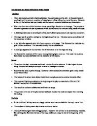 drama notes for blood brothers by willy russell gcse english  page 1 zoom in