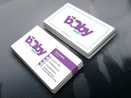 Entry 106 By Themefr45 For Baby Shop Business Cards Freelancer