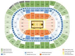 Unbiased Map Of The Moda Center Moda Center Seat View Philip