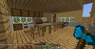 Kitchen For Minecraft My Lovely New Kitchen Appliances And All Minecraft