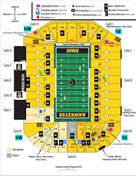 Fedex Stadium Chart Studious Kinnick Stadium Seating Chart Rows Fedex Field Seat