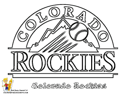 Small Picture Printable Baseball Coloring Pages Mlb 12 On Free Online with
