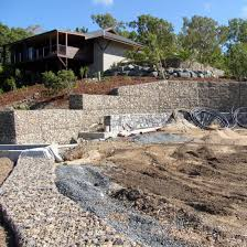 china whole mesh 80x100mm gabion
