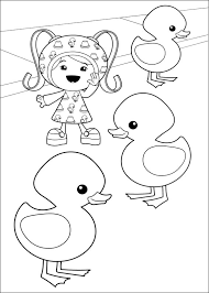 Small Picture 30 Team Umizoomi Coloring Pages ColoringStar