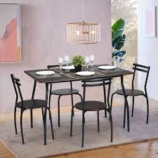 Esszimmer Set Landhausstil Küche Möbel Tisch Stühle