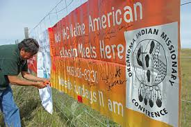 Old kingfisher regional hospital, kingfisher. Court Ruling Temporarily Halts Dakota Pipeline United Methodist News Service
