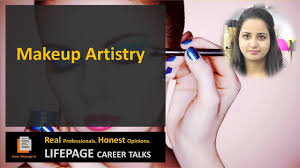 lifepage career talk on makeup artistry