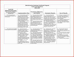 Administrative Assistant Resume Objective Sample Plus