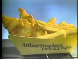 arthur treachers fish and chips arthur treachers fish chips commercial 1978 youtube
