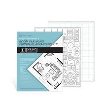 Magnetic Interior Design Kit Room Planning Furniture Arranging Kit