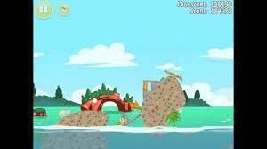 Angry Birds Seasons Piglantis 1-12 Walkthrough 3-Star - YouTube