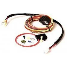 be cool cooling fan relay wiring harness for dual fans  be cool cooling fan relay wiring harness for dual fans 75117 camaro 1970 1992