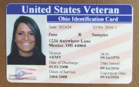 Issue Veteran Cards County - Id Advocate Daily To