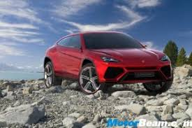 2018 lamborghini tractor. interesting 2018 lamborghini suv officially confirmed for 2018 launch with lamborghini tractor
