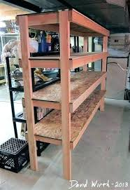 building storage shelves in garage wood storage shelves storage shelves for garage plans easy wood shelf building storage shelves