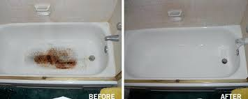 how much does it cost to reglaze a bathtub before after refinishing cost to reglaze bathtub