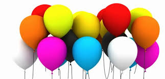 Balloons are so much fun, in any color and for just about any occasion. Balloons Coloring Pages
