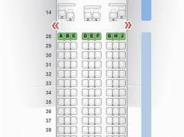 Air Canada 777 300er Seat Map 77w Seat Map Secretmuseum