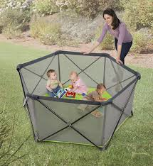 amazoncom  summer infant pop n' play portable playard  baby