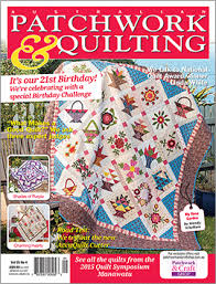 Patchwork and Craft Shop & Australia's top-selling patchwork and quilting magazine is loved by all;  from expert quilt enthusiasts to those who have just started this beautiful  craft. Adamdwight.com