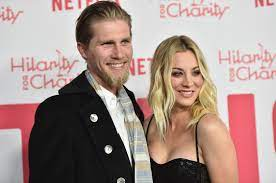 The Big Bang Theory's Kaley Cuoco is fine not living with husband