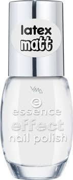 Essence Effect Nail Polish Lak Na Nehty 37 The White Bunny 10 Ml