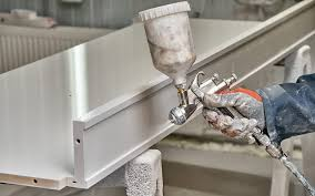 As always, spray with the grain of the wood and hold the sprayer perpendicular to the cabinets. Best Paint Sprayer For Cabinets On The Market In 2021 Updated