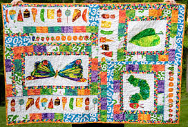 The Very Hungry Caterpillar Quilt… Etsy Version | & The Very Hungry Caterpillar Quilt… Etsy Version Adamdwight.com