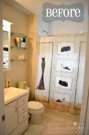 Bathroom Interesting Tiny And Small Bathroom Makeovers With - Small bathroom makeovers