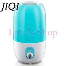 Home Interior: Interesting Small Humidifier For Bedroom Crane Drop Shape  Ultrasonic Cool Mist Is One