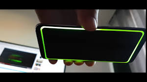 Samsung Galaxy S8 Green Light Samsung Galaxy S8 Light Notification