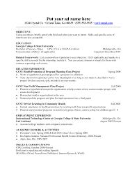 Resume Format For Teaching Job Doc Resume Templates Teachers Best