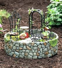 garden ornaments and accessories. Fairy Garden Accessories Ornaments And How To Choose The A