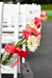Wedding Decoration In Garden With Flower Theme