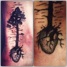 Tetování Strom Tetování Tattoo