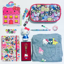 cool loot crate sanrio small gift crate december 2016 review
