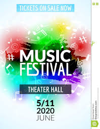 colorful vector music festival concert template flyer musical colorful vector music festival concert template flyer musical flyer design poster notes