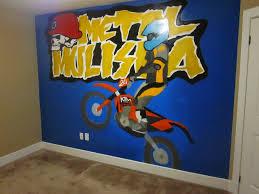 metal mulisha dirtbike wall by cypher black  on dirt bike wall art with metal mulisha dirtbike wall by cypher black on deviantart