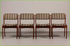 wood dining chair elegant mid century od 49 teak dining chairs by erik buch for oddense