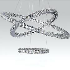 crystal ring chandelier chandelier images crystal round led light archived on lighting with post crystal