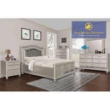 image great mirrored bedroom furniture. B2000 Modern Bedroom Set Image Great Mirrored Furniture B
