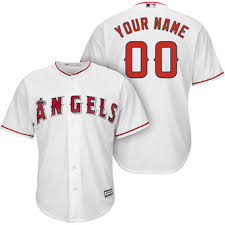 Angeles Cheap Angels Jerseys Los