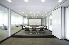 office glass wall systems