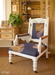 upholstered chair 4