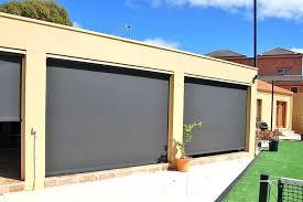 patio sun shade roll up outdoor bamboo shades blinds exterior blinds outdoor bamboo shades durable grey
