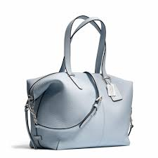 Coach    BLEECKER COOPER SATCHEL IN PEBBLED LEATHER