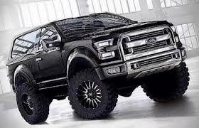 ford new car release2016 Ford Bronco Release and Price  New Cars Review  The best